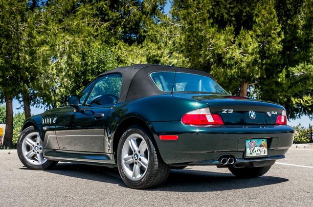 2000 BMW Z3 2.5L PREMIUM PKG - AUTO - 45K MILES - HTD STS - PWR TOP Reseda, CA 10