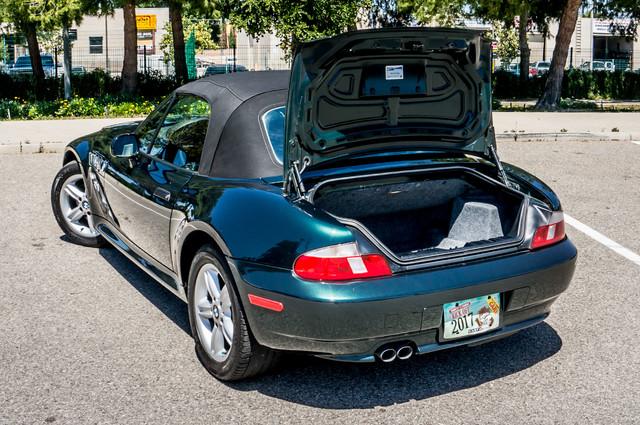 2000 BMW Z3 2.5L PREMIUM PKG - AUTO - 45K MILES - HTD STS - PWR TOP Reseda, CA 14