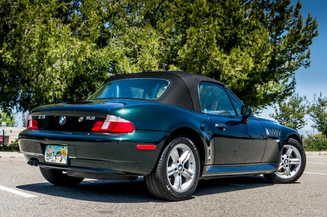 2000 BMW Z3 2.5L PREMIUM PKG - AUTO - 45K MILES - HTD STS - PWR TOP Reseda, CA 12