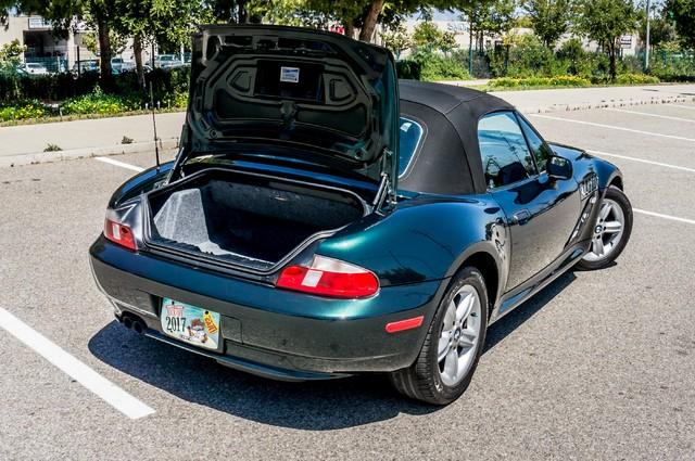 2000 BMW Z3 2.5L PREMIUM PKG - AUTO - 45K MILES - HTD STS - PWR TOP Reseda, CA 13