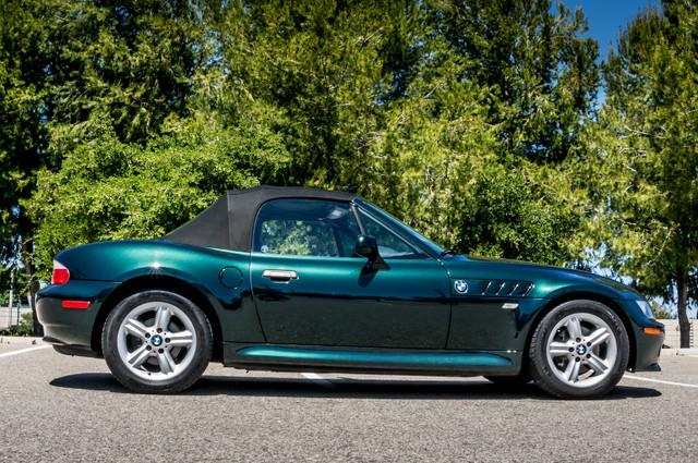 2000 BMW Z3 2.5L PREMIUM PKG - AUTO - 45K MILES - HTD STS - PWR TOP Reseda, CA 9