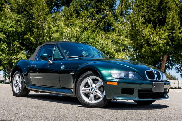 2000 BMW Z3 2.5L PREMIUM PKG - AUTO - 45K MILES - HTD STS - PWR TOP Reseda, CA 7