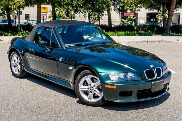 2000 BMW Z3 2.5L PREMIUM PKG - AUTO - 45K MILES - HTD STS - PWR TOP Reseda, CA 48