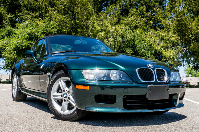2000 BMW Z3 2.5L PREMIUM PKG - AUTO - 45K MILES - HTD STS - PWR TOP Reseda, CA 49