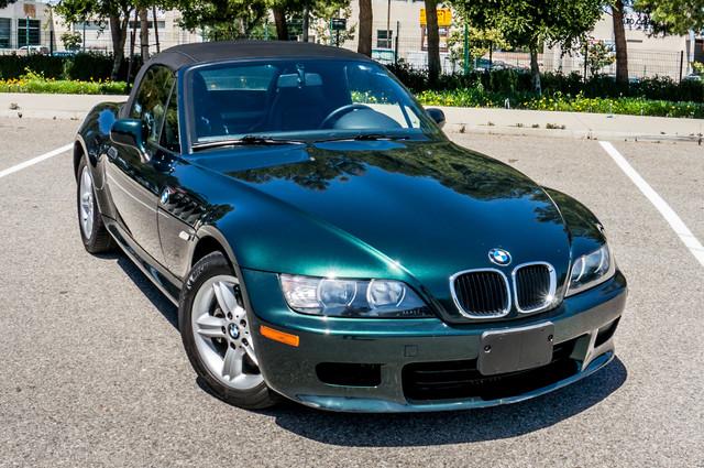 2000 BMW Z3 2.5L PREMIUM PKG - AUTO - 45K MILES - HTD STS - PWR TOP Reseda, CA 46