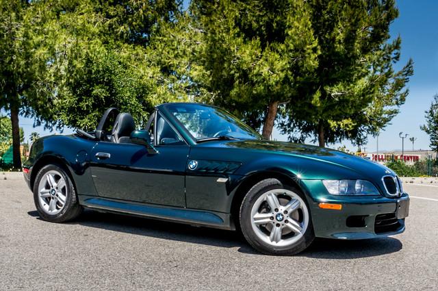 2000 BMW Z3 2.5L PREMIUM PKG - AUTO - 45K MILES - HTD STS - PWR TOP Reseda, CA 6