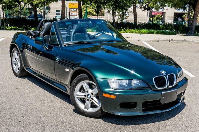 2000 BMW Z3 2.5L PREMIUM PKG - AUTO - 45K MILES - HTD STS - PWR TOP Reseda, CA 47