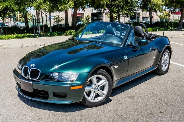 2000 BMW Z3 2.5L PREMIUM PKG - AUTO - 45K MILES - HTD STS - PWR TOP Reseda, CA 2