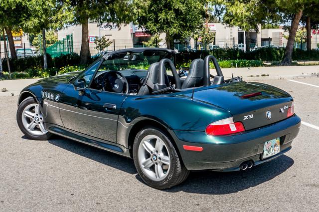 2000 BMW Z3 2.5L PREMIUM PKG - AUTO - 45K MILES - HTD STS - PWR TOP Reseda, CA 16