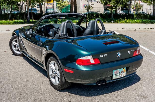 2000 BMW Z3 2.5L PREMIUM PKG - AUTO - 45K MILES - HTD STS - PWR TOP Reseda, CA 19