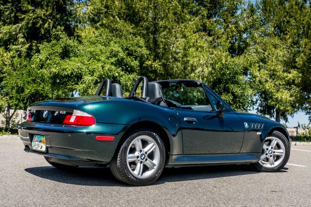2000 BMW Z3 2.5L PREMIUM PKG - AUTO - 45K MILES - HTD STS - PWR TOP Reseda, CA 18