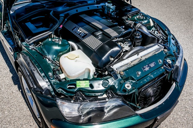 2000 BMW Z3 2.5L PREMIUM PKG - AUTO - 45K MILES - HTD STS - PWR TOP Reseda, CA 41