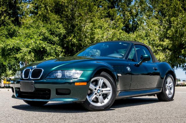 2000 BMW Z3 2.5L PREMIUM PKG - AUTO - 45K MILES - HTD STS - PWR TOP Reseda, CA 3
