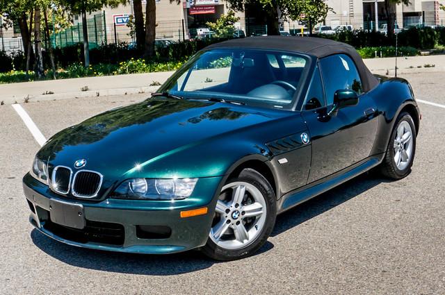 2000 BMW Z3 2.5L PREMIUM PKG - AUTO - 45K MILES - HTD STS - PWR TOP Reseda, CA 1