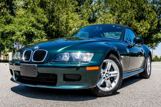 2000 BMW Z3 2.5L PREMIUM PKG - AUTO - 45K MILES - HTD STS - PWR TOP Reseda, CA 44