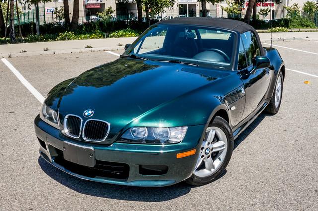 2000 BMW Z3 2.5L PREMIUM PKG - AUTO - 45K MILES - HTD STS - PWR TOP Reseda, CA 45