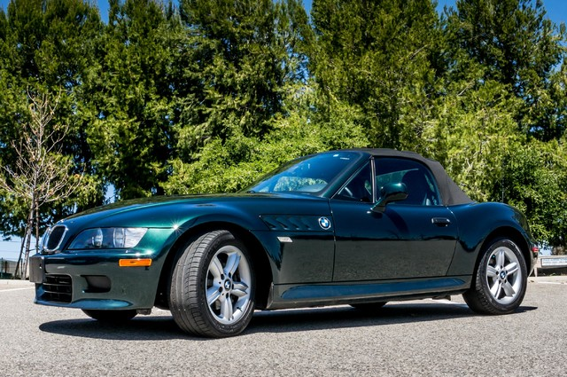 2000 BMW Z3 2.5L PREMIUM PKG - AUTO - 45K MILES - HTD STS - PWR TOP Reseda, CA 43