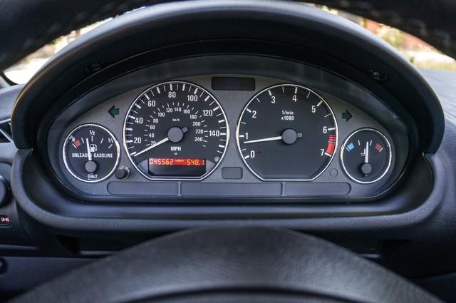 2000 BMW Z3 2.5L PREMIUM PKG - AUTO - 45K MILES - HTD STS - PWR TOP Reseda, CA 23