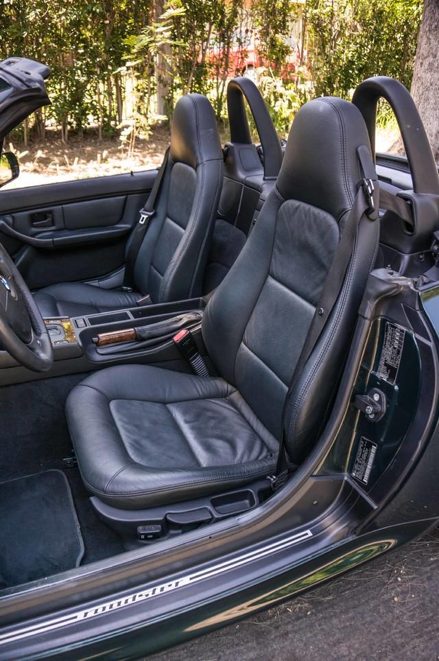 2000 BMW Z3 2.5L PREMIUM PKG - AUTO - 45K MILES - HTD STS - PWR TOP Reseda, CA 34