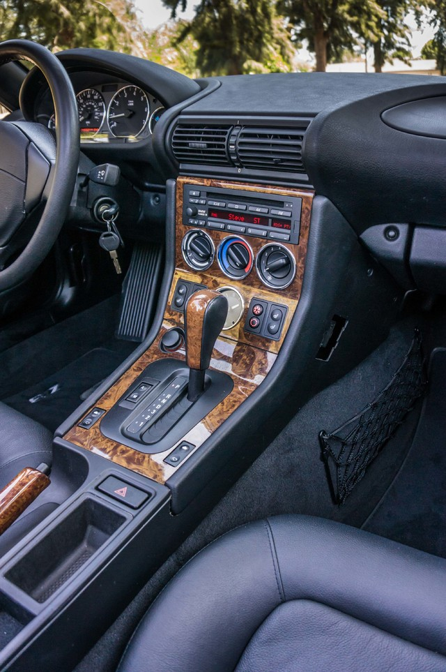 2000 BMW Z3 2.5L PREMIUM PKG - AUTO - 45K MILES - HTD STS - PWR TOP Reseda, CA 28