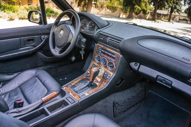 2000 BMW Z3 2.5L PREMIUM PKG - AUTO - 45K MILES - HTD STS - PWR TOP Reseda, CA 36