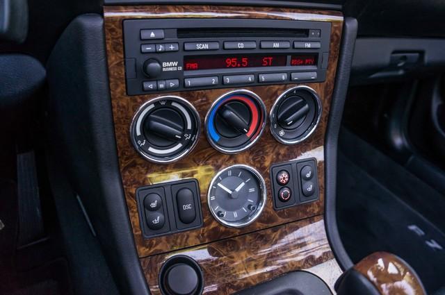2000 BMW Z3 2.5L PREMIUM PKG - AUTO - 45K MILES - HTD STS - PWR TOP Reseda, CA 31