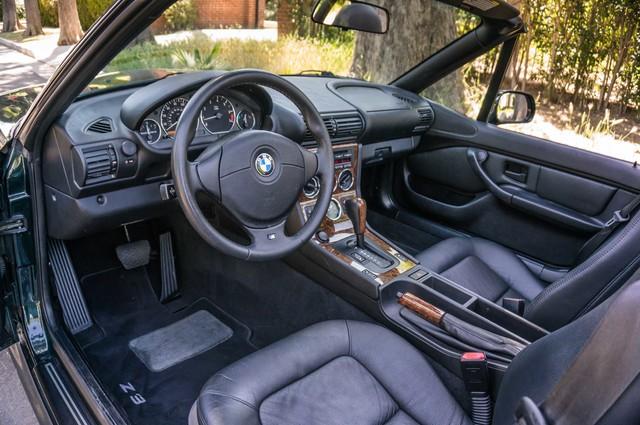 2000 BMW Z3 2.5L PREMIUM PKG - AUTO - 45K MILES - HTD STS - PWR TOP Reseda, CA 25