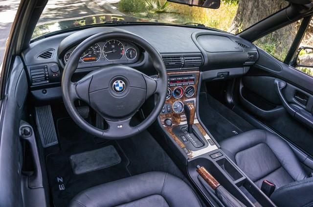 2000 BMW Z3 2.5L PREMIUM PKG - AUTO - 45K MILES - HTD STS - PWR TOP Reseda, CA 22