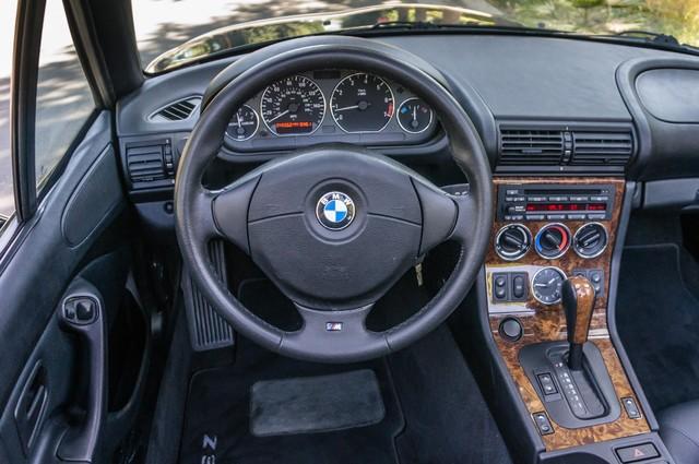 2000 BMW Z3 2.5L PREMIUM PKG - AUTO - 45K MILES - HTD STS - PWR TOP Reseda, CA 27