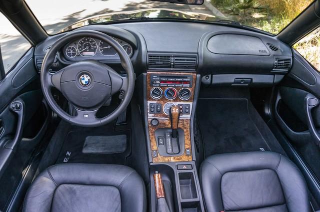 2000 BMW Z3 2.5L PREMIUM PKG - AUTO - 45K MILES - HTD STS - PWR TOP Reseda, CA 26