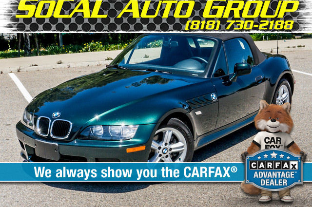 2000 BMW Z3 2.5L PREMIUM PKG - AUTO - 45K MILES - HTD STS - PWR TOP Reseda, CA 0