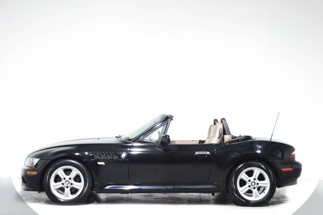 2000 BMW Z3 2.5L Tampa, Florida 3