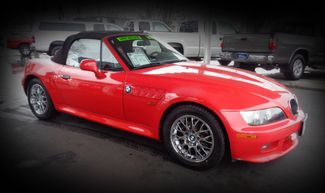 2000 BMW Z3 2.8 Roadster Convertible Chico, CA 3