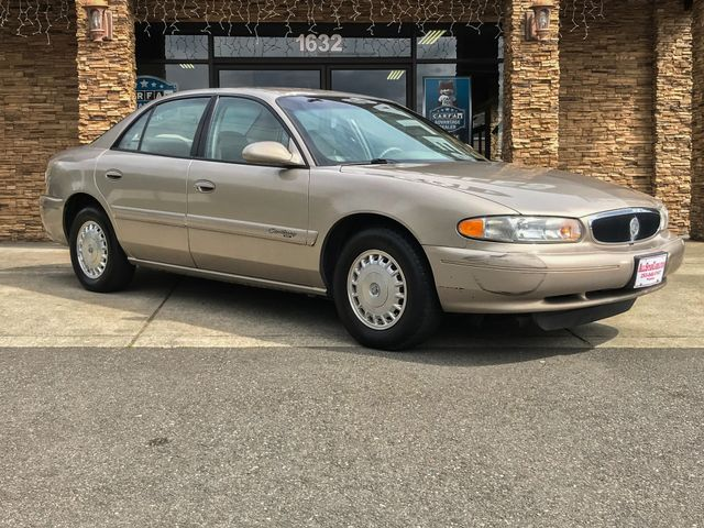 2000 Buick Century Limited The CARFAX Buy Back Guarantee that comes with this vehicle means that y