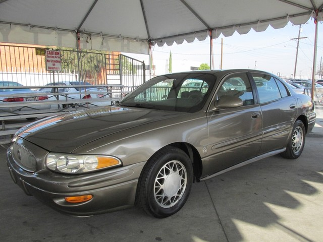 2000 Buick LeSabre Custom This particular Vehicles true mileage is unknown TMU Please call or e