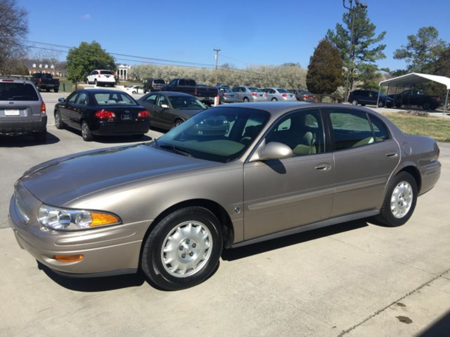 2000 Buick Lesabre Limited Imports And More Inc