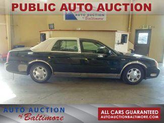 2000 Cadillac DeVille    JOPPA, MD   Auto Auction of Baltimore  in Joppa MD
