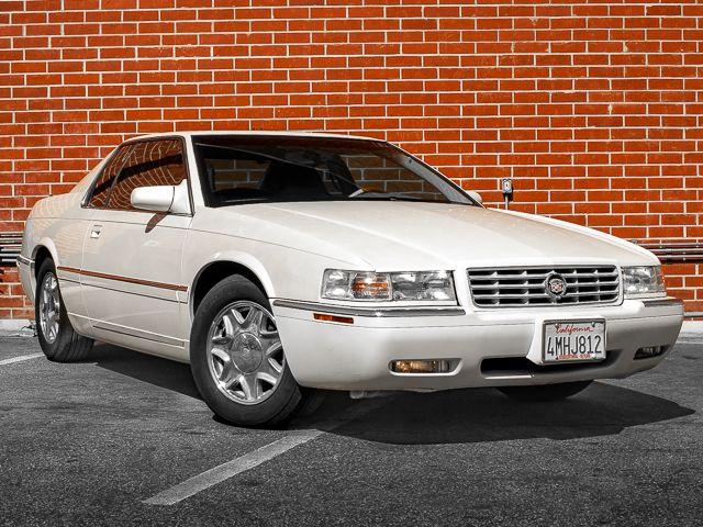 2000 Cadillac Eldorado ESC Burbank, CA 2