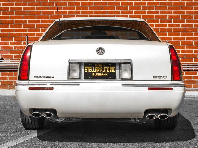 2000 Cadillac Eldorado ESC Burbank, CA 5