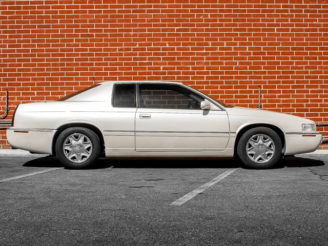 2000 Cadillac Eldorado ESC Burbank, CA 10