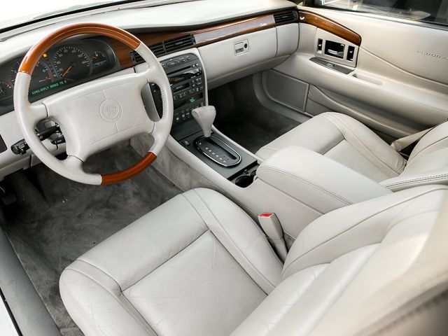 2000 Cadillac Eldorado ESC Burbank, CA 13
