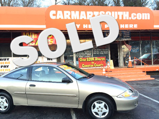 2000 Chevrolet-$1500!!! Automatic!! Cavalier-CARMARTSOUTH.COM AUTO-29 MPH HWY!! Knoxville, Tennessee