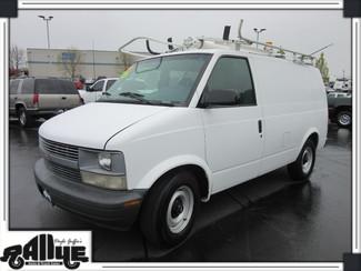 2000 Chevrolet Astro Cargo Van Burlington, WA