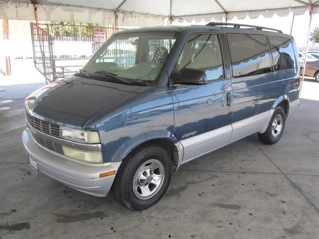 2000 Chevrolet Astro Passenger This particular Vehicle comes with 3rd Row Seat Please call or e-m