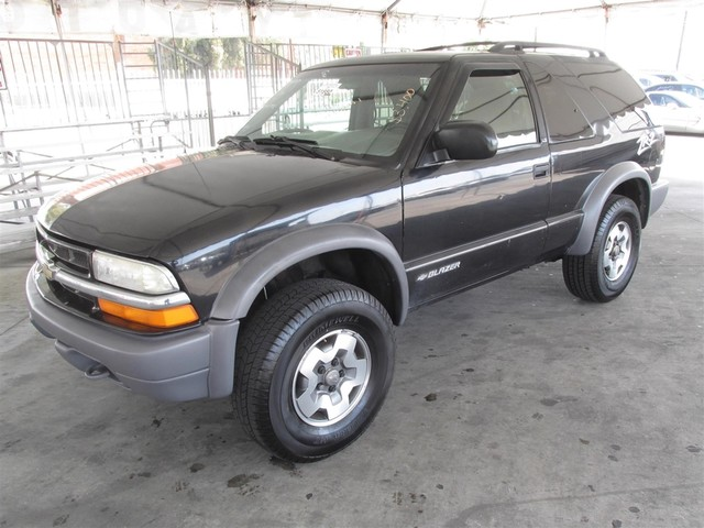 2000 Chevrolet Blazer LS This particular Vehicles true mileage is unknown TMU Please call or e