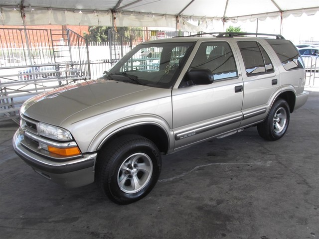 2000 Chevrolet Blazer LT Please call or e-mail to check availability All of our vehicles are av