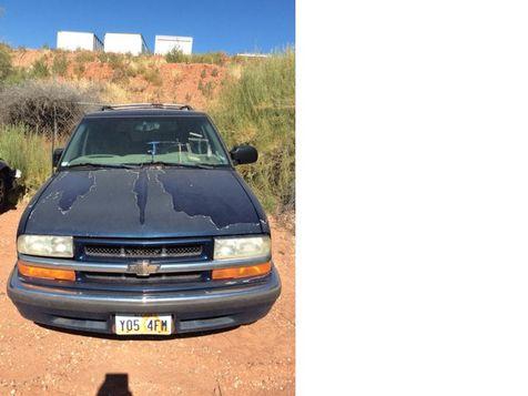 2000 Chevrolet Blazer LS in Salt Lake City, UT