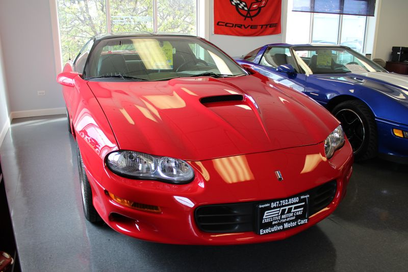 2000 Chevrolet Camaro Z28 SS  Lake Forest IL  Executive Motor Carz  in Lake Forest, IL