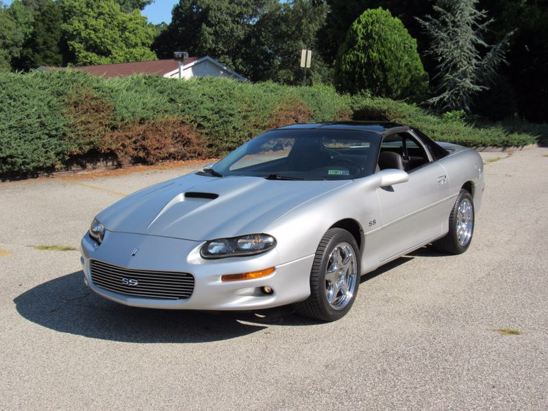 2000 Chevrolet Camaro Z28  St Charles Missouri  Schroeder Motors  in St. Charles, Missouri