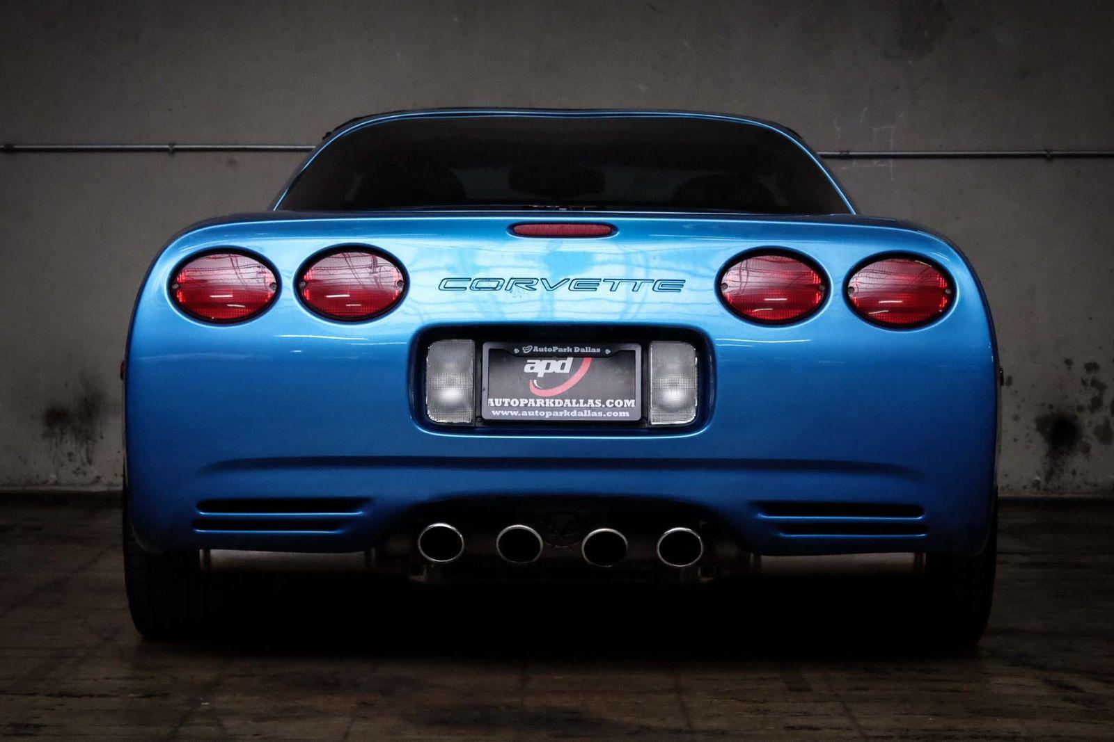 2000 Blue Chevrolet Corvette   | C5 Corvette Photo 7